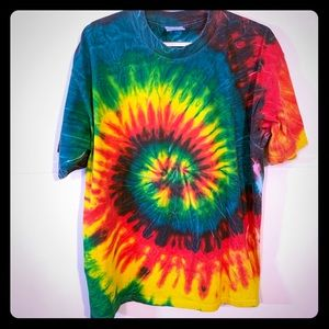 National Apparel Tees Tie Dyed Tee
